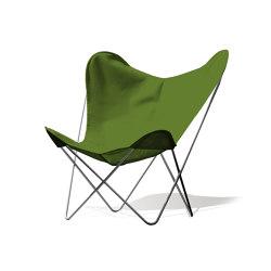 Hardoy Butterfly Chair OUTDOOR Batyline pistazie | Sessel | Weinbaums