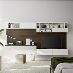 Holdy wall units | Wall storage systems | Jesse