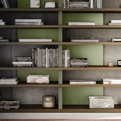 Logiko horizontal bookcase | Estantería | Jesse