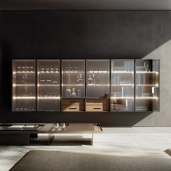 Logiko storage units | Display cabinets | Jesse