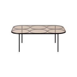 Chapel Coffee Table - Rectangle | Tables basses | DesignByThem
