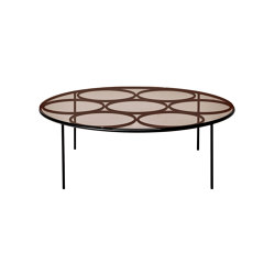Chapel Coffee Table - Round | Tables basses | DesignByThem