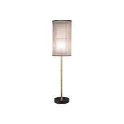 Bamboo | Bamboo stalk table lamp | Lámparas de sobremesa | Il Bronzetto - Brass Brothers & Co