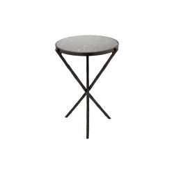 Bamboo | Bamboo stalks table small | Side tables | Bronzetto