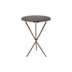 Bamboo | Bamboo stalks table medium | Mesas auxiliares | Il Bronzetto - Brass Brothers & Co