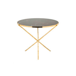 Bamboo | Bamboo stalks table large | Mesas auxiliares | Il Bronzetto - Brass Brothers & Co