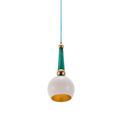 Blossom Antology | Single chalice chandelier | Suspended lights | Il Bronzetto - Brass Brothers & Co