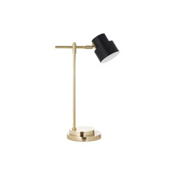 Satellite | Industrial-chic small table lamp | Table lights | Il Bronzetto - Brass Brothers & Co