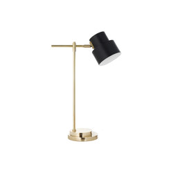 Satellite | Industrial-chic medium table lamp | Table lights | Il Bronzetto - Brass Brothers & Co