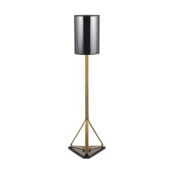Timeless | Top hat floor lamp | Luminaires sur pied | Il Bronzetto - Brass Brothers & Co