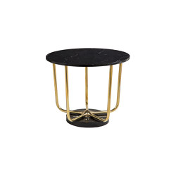 Timeless | Up side down table medium | Tables d'appoint | Il Bronzetto - Brass Brothers & Co