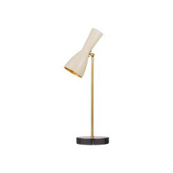 Wormhole | Vintage Table lamp | Luminaires de table | Il Bronzetto - Brass Brothers & Co