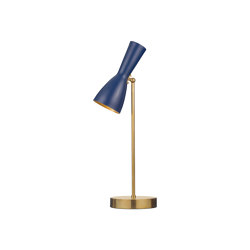 Wormhole | Vintage Table lamp | Table lights | Il Bronzetto - Brass Brothers & Co