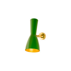 Wormhole | Vintage Wall light | Wall lights | Il Bronzetto - Brass Brothers & Co
