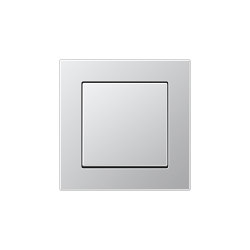 A 550 Schalter Aluminium | Two-way switches | JUNG