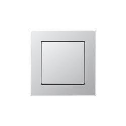 A 550 Schalter Aluminium | Interruttore bilanciere | JUNG