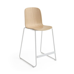 Cavatina Barhocker Kufengestell | Barhocker | Steelcase