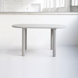Curv Table Radius | Mesas comedor | Stattmann