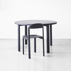 Curv Table Round | Dining tables | Stattmann