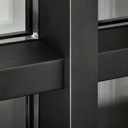 4F AF | Types de fenêtres | Secco Sistemi