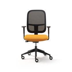 Delta Up | Bürodrehstühle | Quinti Sedute