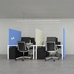 D-Space | Privacy screen | Caruso Acoustic by Lamm