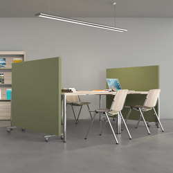 D-Space | Privacy screen | Caruso Acoustic