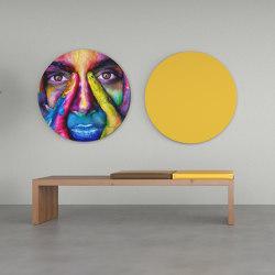 Dot | Cuadros de pared fonoabsorbentes | Caruso Acoustic by Lamm