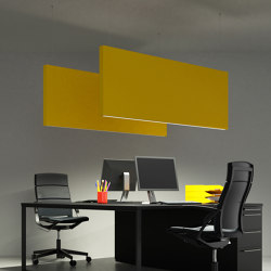 Flag | Ceiling panels | Caruso Acoustic by Lamm