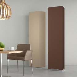 Menhir | Sound absorbing freestanding systems | Caruso Acoustic by Lamm