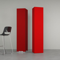 Menhir   Sound absorbing freestanding systems   Caruso Acoustic by Lamm