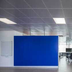 Silente Adherence | Sound absorbing wall systems | Caruso Acoustic by Lamm