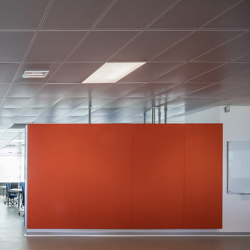 Silente Adherence   Sound absorbing wall systems   Caruso Acoustic by Lamm