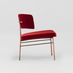 Marlen 0162 MET IM lounge | Armchairs | TrabÀ