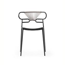 Genoa 0047 MET CROSS PU | Chairs | TrabÀ