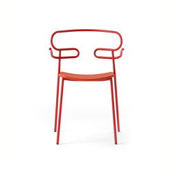 Genoa 0048 MET PU | Chairs | TrabÀ
