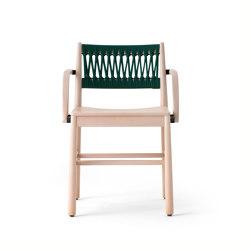 Julie 0024 IN AR | Stühle | TrabÀ