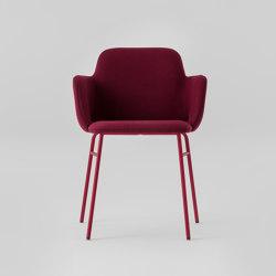 Bardot Met-TU-0034 -CB-UPH | Chairs | Trabà
