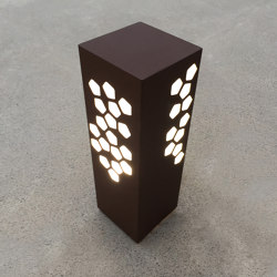 LED pathway light | BN 014 | Outdoor floor-mounted lights | LYX Luminaires