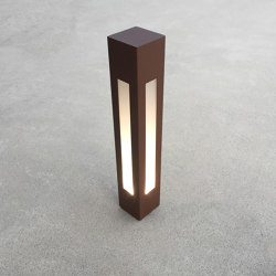 LED pathway light | BN 080 | Outdoor floor-mounted lights | LYX Luminaires