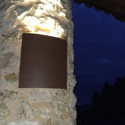 LED wall lamp | AP 010 | Outdoor wall lights | LYX Luminaires
