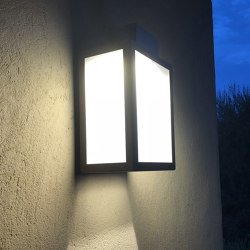 LED wall lamp | AP 030 | Outdoor wall lights | LYX Luminaires