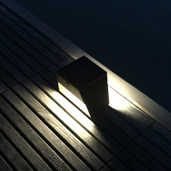 SOLAR pathway light | BTS 125 | Outdoor floor-mounted lights | LYX Luminaires