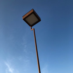 SOLAR pathway light | TEE XL | Outdoor floor-mounted lights | LYX Luminaires