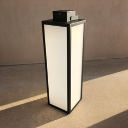 SOLAR lantern | LAS 900 | Outdoor floor lights | LYX Luminaires