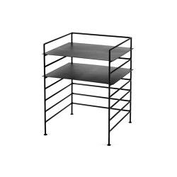 Antonino Book Rack Issa | Side tables | Serax