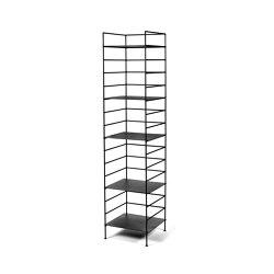 Antonino Book Rack Issa | Shelving | Serax