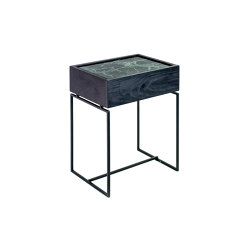 Dialect Drawertable Verde Green | Side tables | Serax