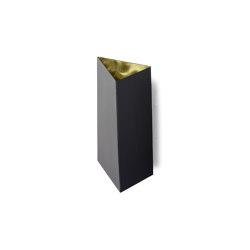 Essentials Wall Lamp Black Brass | Wall lights | Serax