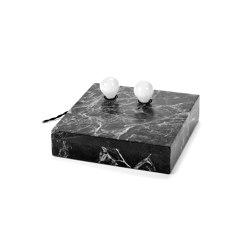 Essentials Table Lamp Bulb Black | Table lights | Serax